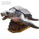 Artificial High Simulation 3D Animal Model Animatronic Sea Turtle