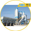 Popular selling! HZS60 (productivity 60m3/h) used concrete batch plants,cement mixing plant,ready mix concrete plant
