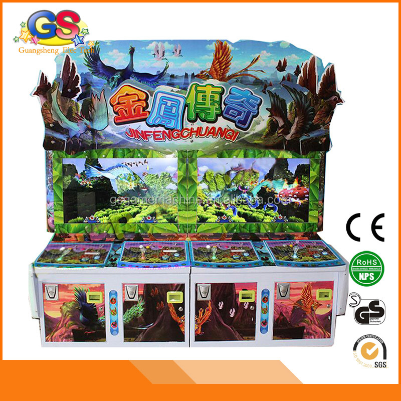 Exciting Interesting Electronic Casino Catching Fish Game Table Gambling Products Games