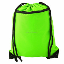 Insulated hdpe hanging drawstring bags