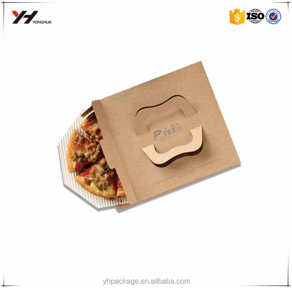 High Quality Custom Package Printed Pizza Box OEM Manufacturer