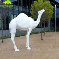 KANOSAUR1034 Realistic Resin Garden Sculpture Life Size Animal