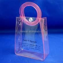 Kids Toys Packaging PVC Button Bags Manufacturer