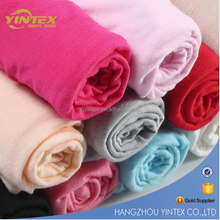 bamboo cotton 80%20% blend hygroscopic quick dry fabric