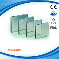 anti-radiation proction lead glass x-ray (MSLLG01-G)