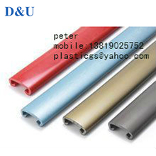 High quality Plastic Handrail Covers With Optional Colors