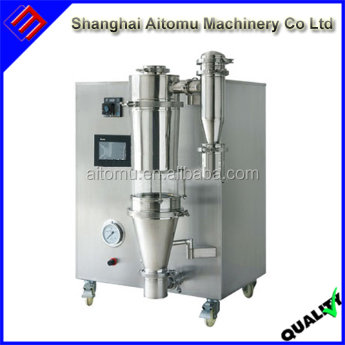 Laboratory Spray Freezing Dryer For Heat Sensitive Product Juice,Traditional Chinese Medicine Extract