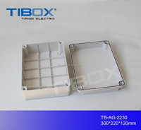 TIBOX hot sale IP66 Protection Level ABS electronic enclosures