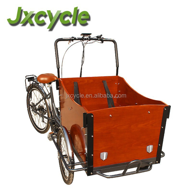 Alumininum 3 Wheel Cargo Bike cargo tricycle for sale