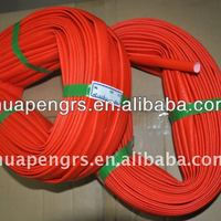 Silicone Coated Fiber Glass Sleeving For
