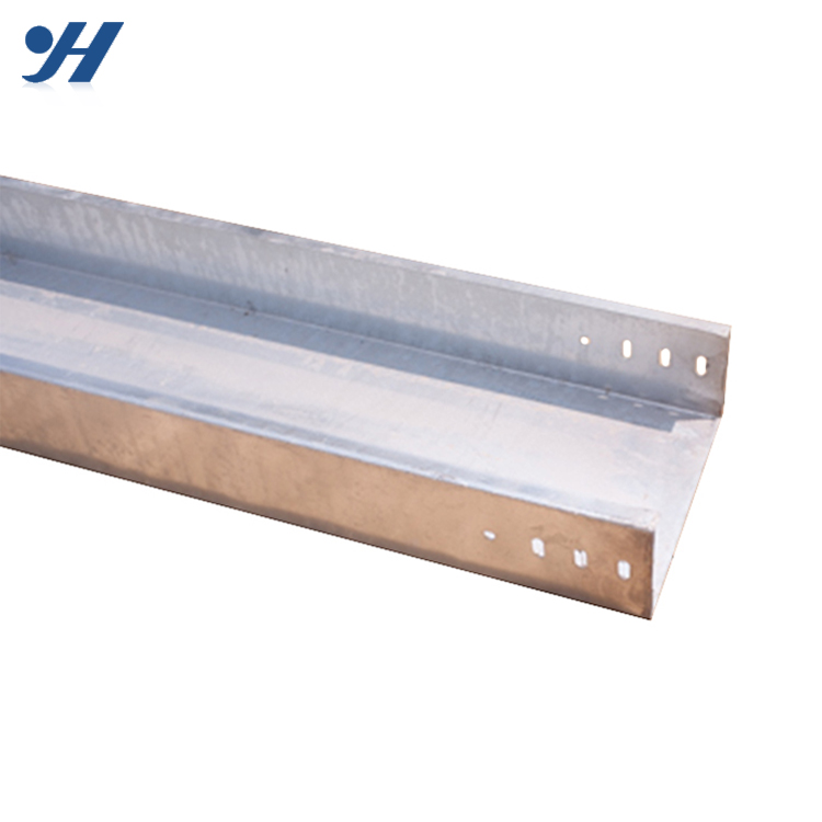 JIS Standard Galvanized Steel Perforated cable tray, cable tray price list