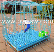 Powder Coated Dog Cage / Heavy Duty Dog Cage For Sale Cheap