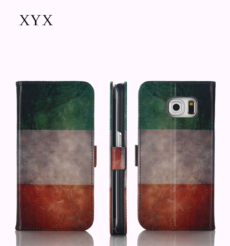OEM and ODM free print image wallet case cover for lenovo vibe x3 lite/A7010