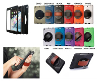 2015 newest multi-functional 360 rotating cases for Iphone Ipad Air