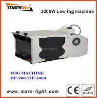 3000W low smoke machine/ 3000W low fog machine/ stage smoke machine