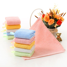 Best Selling Organic Bamboo Washcloths 10&quot;<strong>x10</strong>&quot; Baby Face Towel Bamboo Washcloths