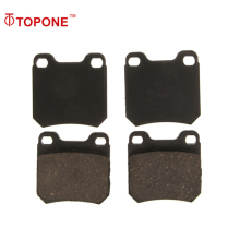 Car Model For SAAB 9-5 Brake Pads 4836987 D811 2309102 FDB1117