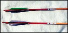 Arrows Cedar Parallel Shafts