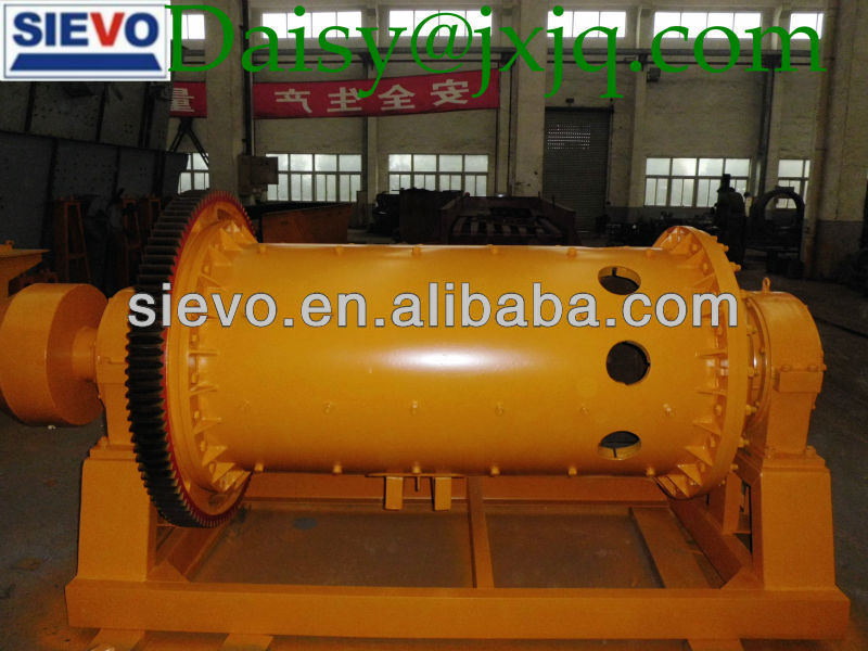 cement machinery /ore Ball mill/Molino de bolas