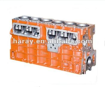 Cylinder Block Suitable for YC6108QC truck Engine