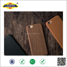 Perfect Protective Bumper Cover TPU Wood Case for iphone 6 6s