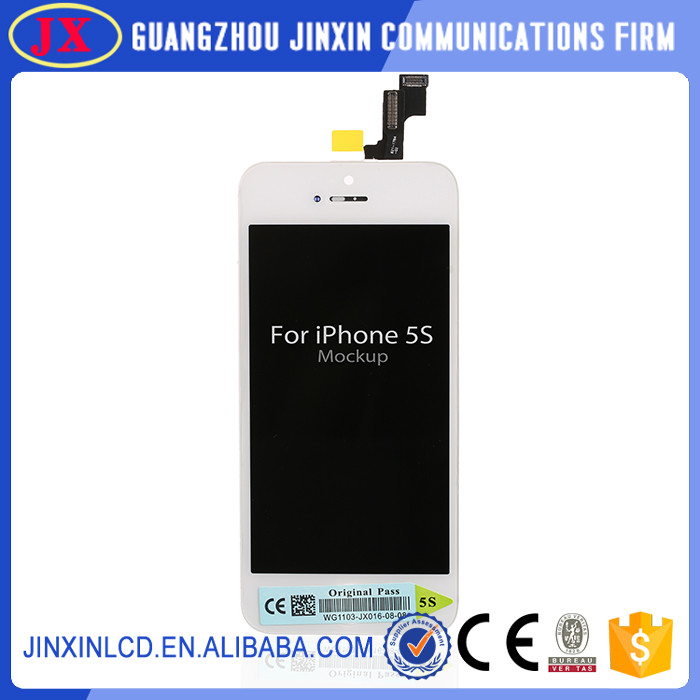 "Tianma replacement 4.0"" 4.0 inch touch screen lcd for iphone 5s lcd touch screen digitizer"