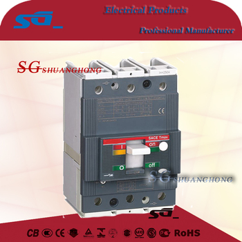 SG-T Mould Case Circuit Breaker MCCB lkm6-250t 250A