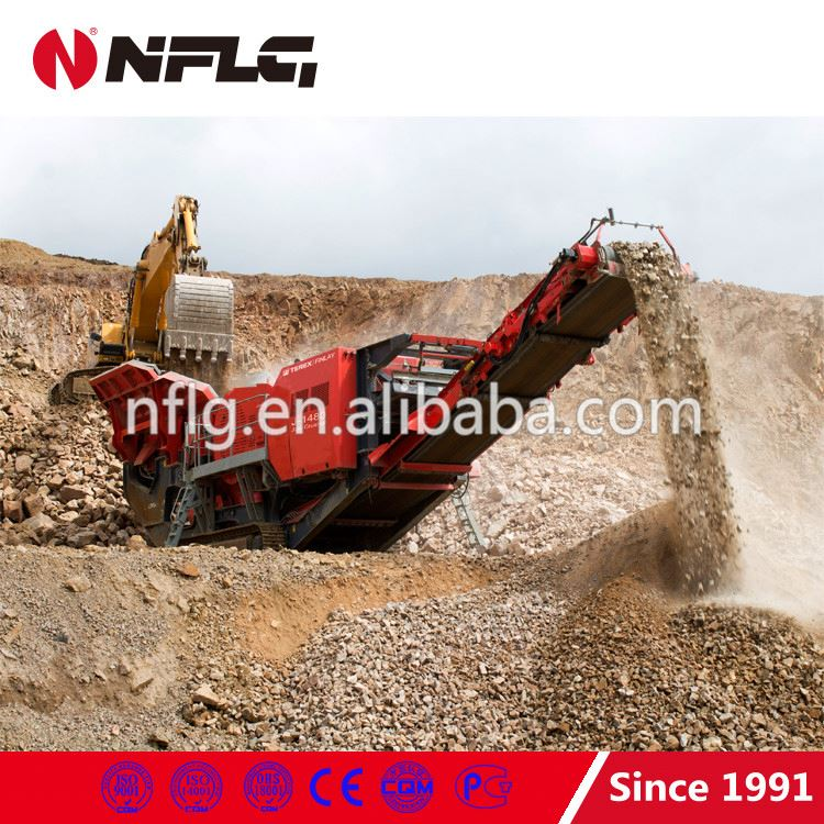 Widely used energy saving quarry stone crusher with low price