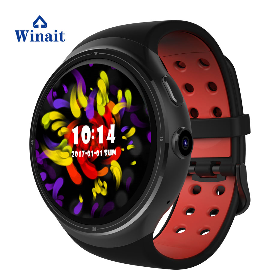 Winait <strong>Z10</strong> android 5.1 smart watch phone , 3G WCDMA GPS <strong>touch</strong> display watch phone