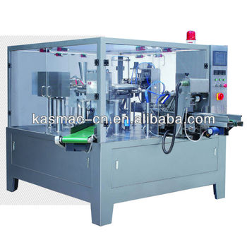 Rotary Packing Machine (Stand-up&zip pouch)