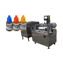 automatic e-liquid filling machines