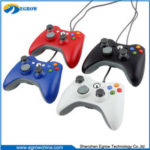 universal with original logo gamepad for xbox 360 wired controller