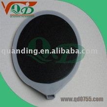 65/85/95mm Silicon Rubber tens pads for electrostatic therapy with CE