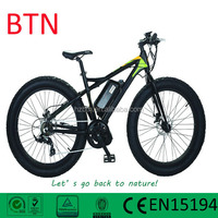 Hot sale electric chopper bike with EN15194 approved
