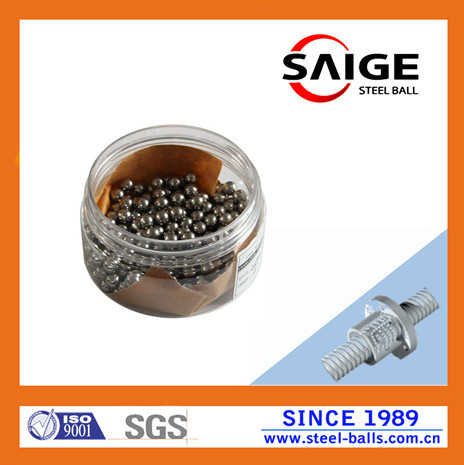 kuroda precision ball screw, Suj-2 material steel balls