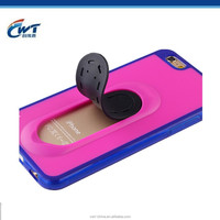 New Hard Shell Wholesale Cell Phone Case for iPhone 6 with holder
