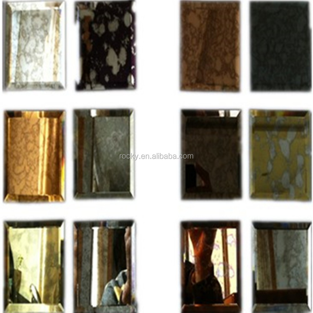 antique mirror glass 3-15mm antique mirrors high quality antique glass mirror