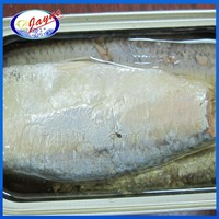 new arrival delicious canned sardine fillet in sunflower oil