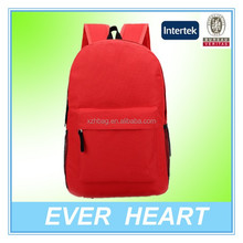 Unisex Fashionable nylon Zip Backpack School College Laptop Bag for Teens Girls Boys Students
