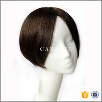 high quality products integration wigs with 100% remy human hair