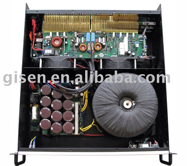 6 channel amplifier (ME456) stage amplifier