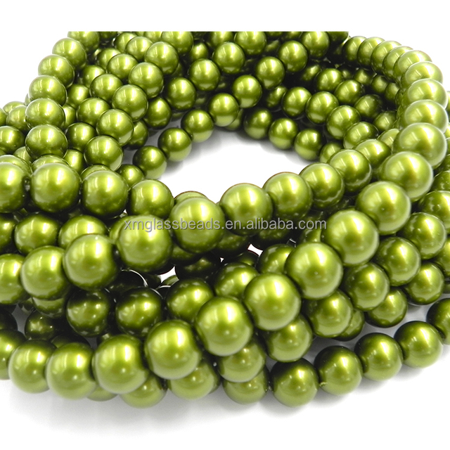 Good price of pearl beads for jewelry