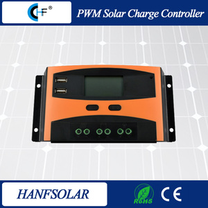 20A 12v 24v PWM Solar Charge Controller High efficiency