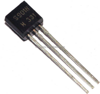 S9018 TO-92 0.05A/30V NPN power transistors