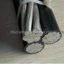 10mm hdpe wire Airdac cable 2 core 2 pilot wires