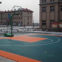 Economic used basketball floors for sale