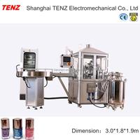 full automatic rotary nail polish filling machine TN-24L-1C