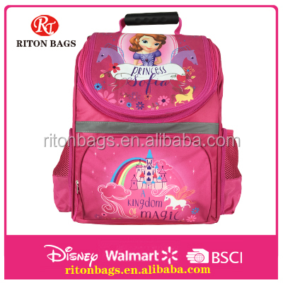 2016 Best Selling New Attractive Design Backpack for Children