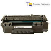 Alibaba stock q7553a q7553x compatible toner for hp printer