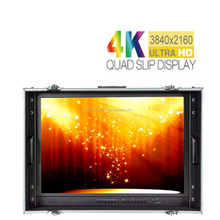 "Carry -On 28"" HDMI SDI Input 4K Broadcst Cinema HD Monitor with Check Field Peaking Focus Assist"